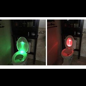 brandnew Toilet Nightlight Motion Sensor
